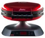 Neumärker Retro-Waffeleisen Galaxia® Mars Metallic Red, versandkostenfrei