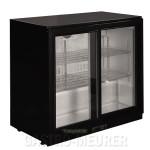 GL003 Polar Barkühlschrank mit 2 Schiebetüren 208L, versandkostenfrei