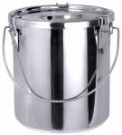 Contacto Transporteimer 15,5 Liter, versandkostenfrei