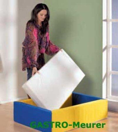 schaumstoff matratze 120 x 60 x 8 cm. Black Bedroom Furniture Sets. Home Design Ideas