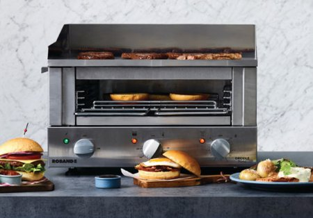 Roband Griddle Toaster GT500-F