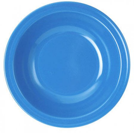 AKTION!! WACA Teller tief 20,5 cm / Suppenteller Colora blau