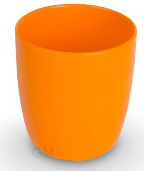 Kinderzeug Kinderbecher 0,18 l orange Polycarbonat (PC)