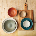 Mobile Preview: Olympia Build-A-Bowl Tiefe Schalen hellbraun 15cm